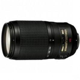 Nikon NIKKOR 70-300MM F4.5-5.6G AF-S VR IF-ED černý