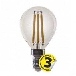 EMOS Filament Mini Globe, 4W, E14, teplá bílá (Z74230)