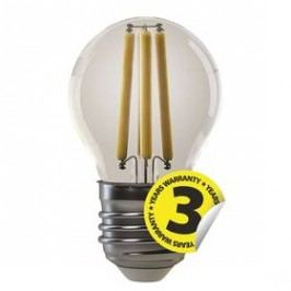 EMOS Filament Mini Globe, 4W, E27, teplá bílá (Z74240)