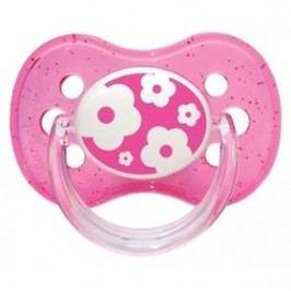 Canpol babies NATURE silikonové třešinka 0-6m růžové