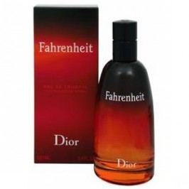 Christian Dior Fahrenheit toaletní voda pánská 100 ml