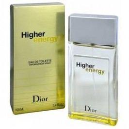 Christian Dior Higher Energy toaletní voda 100 ml