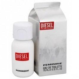 Diesel Plus Plus Feminine toaletní voda 75 ml
