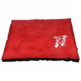 Samohýl Staford nylon - červeno/černá 120cm černá/červená