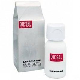 Diesel Plus Plus Masculine toaletní voda 75 ml