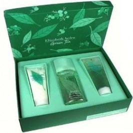Elizabeth Arden Green Tea parfémovaná voda dámská 100 ml + 100 ml tělové mléko + 100 ml sprchový gel