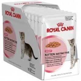 Royal Canin Kitten Instinctive v želé 12 x 85g