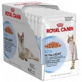 Royal Canin Ultra Light v želé 12 x 85g
