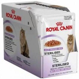 Royal Canin Sterilised v želé 12 x 85g