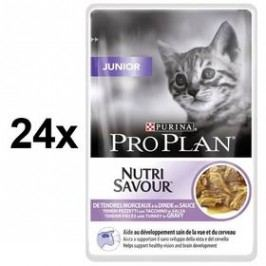Purina Pro Plan CAT JUNIOR Krůta 24 x 85g