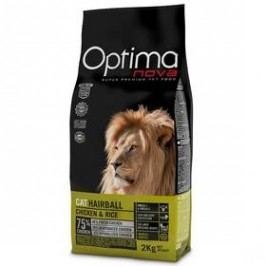 Optima nova Cat Hairball 2 kg