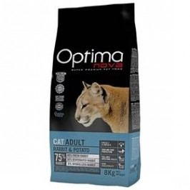 Optima nova Cat Adult Rabbit GF 2 kg