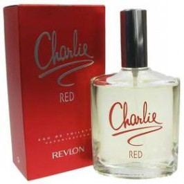 Revlon Charlie Red toaletní voda dámská 100 ml