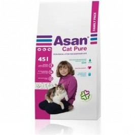 Asan Cat Pure 45l Kočky