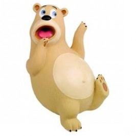 Nobby Bear latexový medvěd 17,5cm béžová