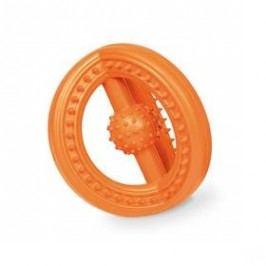 Nobby Rubber Line Satelit  gumová 14cm oranžová