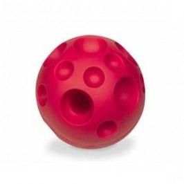 Nobby Snack Ball Soft interaktivní 12cm červená