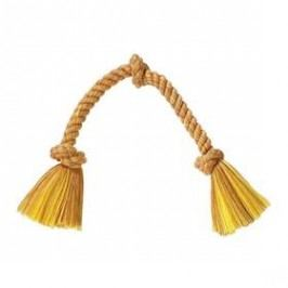 Nobby Rope Toy XXL lano pro psa 95cm/650g žlutá