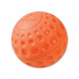 Rogz Asteroid míček 7,8cm oranžová