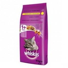 Whiskas Adult kuřecí 14 kg Kočky