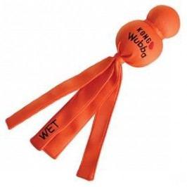 Kong Wubba Water XL plovoucí nylon oranžová