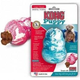 Kong Puppy Classic L tyrkysová