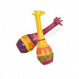 Rumbakoule B-toys Žirafy