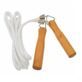 LIFEFIT Wood Rope, dl. 280cm hnědé