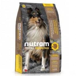 NUTRAM Total Grain Free Turkey, Chicken, Duck Dog 13,6 kg