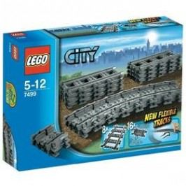 LEGO® CITY 7499 Ohebné koleje