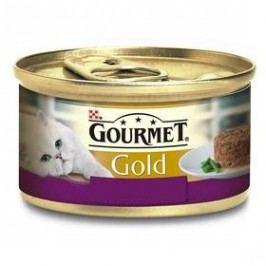 Gourmet Gold Savoury Cake s jehněčím a zelenými fazolkami 85g