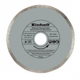 Einhell 180x25,4x1,6 mm pro řezačku dlaždic BT-TC 600
