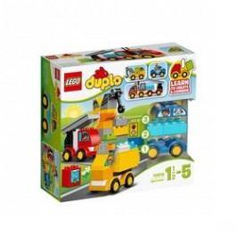 LEGO® DUPLO 10816 Moje první autíčka a náklaďáky