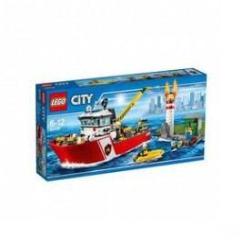 LEGO® CITY FIRE  60109 Hasičský člun
