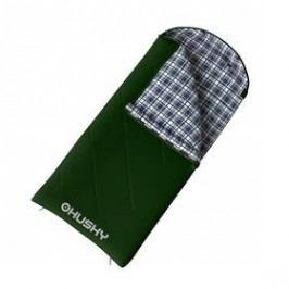 Husky dekový Gary -5 °C zelený