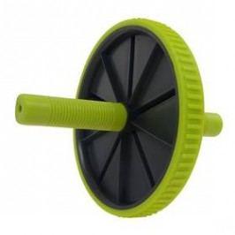Posilovací kolečko LIFEFIT Exercise Wheel Single černá/zelená