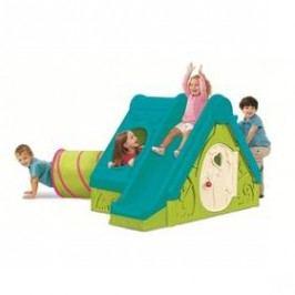 Keter Funtivity Playhouse modrý/zelený