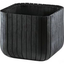 Keter Cube planter L antracit
