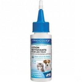 Francodex čistící na oči štěně, kotě 60 ml