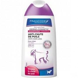 Francodex proti vypadávání chlupů pes 250 ml