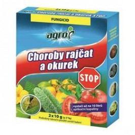 Agro Choroby rajčat a okurek STOP