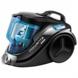Rowenta COMPACT POWER CYCLONIC CLASSIC + RO3731EA černý/modrý