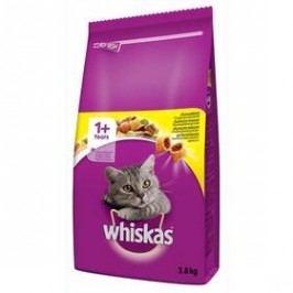Whiskas s kuřecím masem 3,8 kg