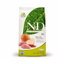 N&D Grain Free CAT Adult Boar & Apple 5 kg