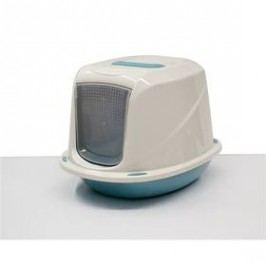 Argi krytá s filtrem a rukojetí - 45 x 36 x 31,5 cm modrá