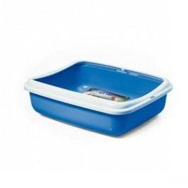 Argi s okrajem - 50 x 40 x 14,5 cm modrá