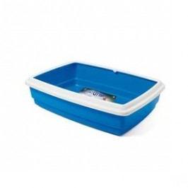 Argi s okrajem - 54 x 40 x 14 cm modrá