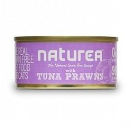 Naturea GF Cat - Tuna, Prawns 80g