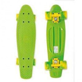 "Street Surfing Beach Board California Dream 22,5"" x 6,3"" zelený"
