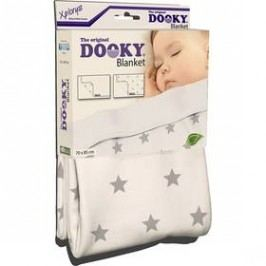 Dooky Blanket Silver Stars/Creme